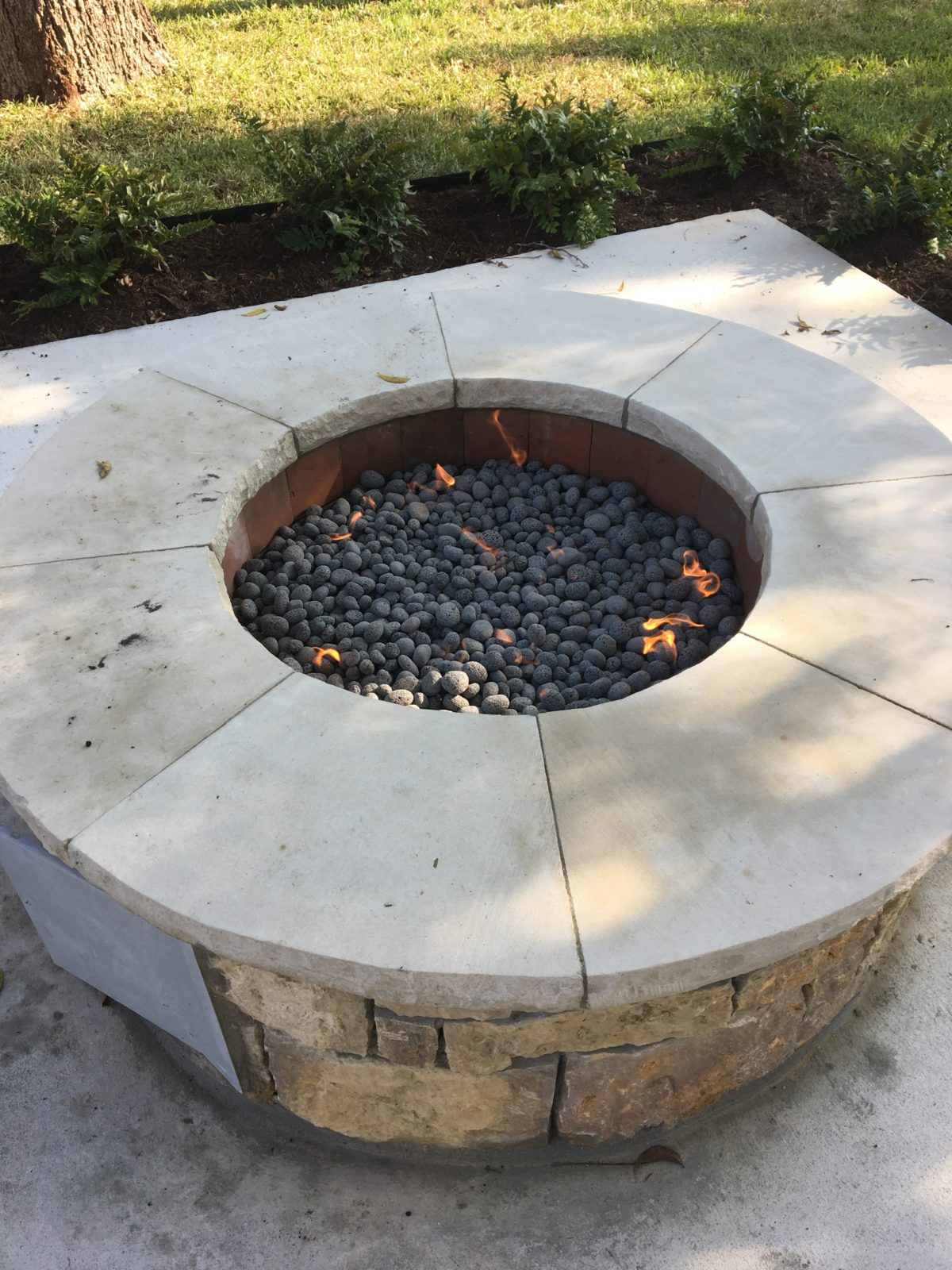 Firepit Construction